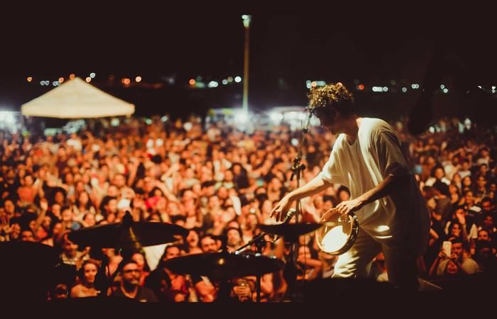 Cordel do Fogo Encantado - 14a. edicao do Festival Aldeia do Velho Chico, em Petrolina. Foto: Chico Egidio/Divulgação
