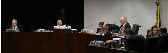 A Segunda Turma é composta por Dias Toffoli, Gilmar Mendes, Ricardo Lewandowski e Celso de Mello, além de Fachin. Foto: Valter Campanato/Agência Brasil