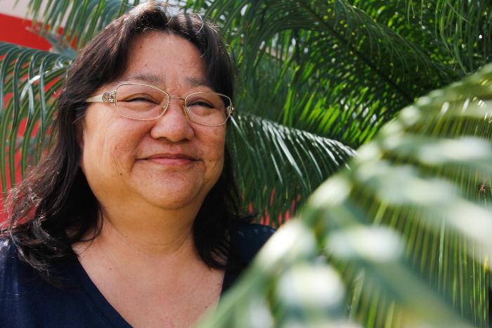 Sonia Fong convive com diabetes e diz que é desafio controlar a alimentação. Crédito: Thalyta Tavares/Esp.DP  (Crédito: Thalyta Tavares/Esp.DP )