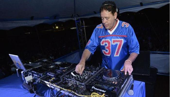 DJ Marlboro um dos pioneiros acreditou na possibilidade de fazer um funk brasileiro. Foto: Marcelo Ferreira/CB/D.A Press