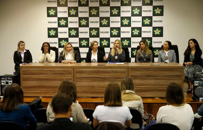 No total, foram 53 mandados de prisão. Foto: Tomaz Silva/Agência Brasil