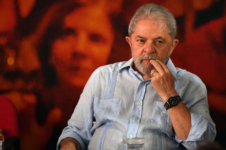Em julho, a ministra Rosa Weber negou o pedido do MBL para desde já impedir o registro de candidatura do ex-presidente. Foto: Nelson Almeida/AFP