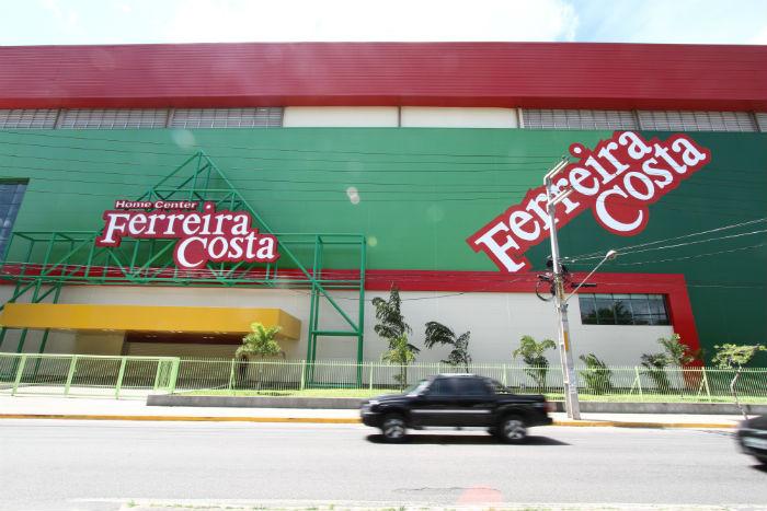 O incidente ocorreu na área externa da loja da Tamarineira. Foto: Alcione Ferreira/DP/Arquivo.