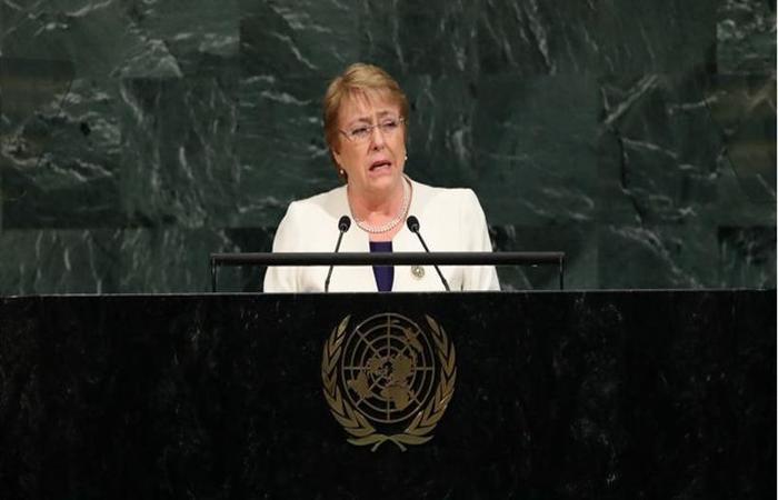 A nomeação de Bachelet ainda deve ser aprovada pela Assembleia Geral da ONU. Foto: Drew Angerer