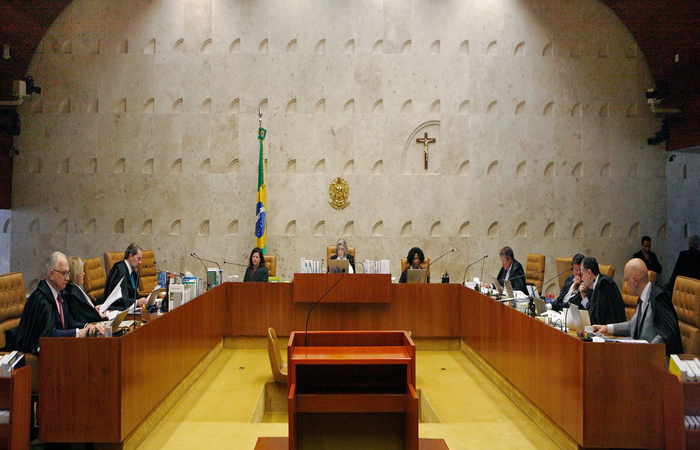 Foto: Rosinei Coutinho/STF (Foto: Rosinei Coutinho/STF)