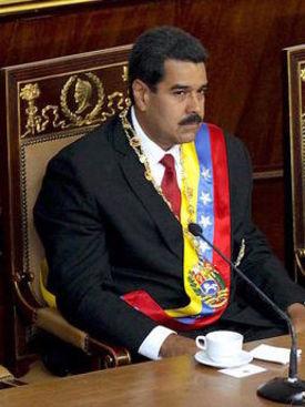 As autoridades venezuelanas alegam foi um atentado contra o presidente Maduro e envolve 19 pessoas. Foto: Reprodução/Internet