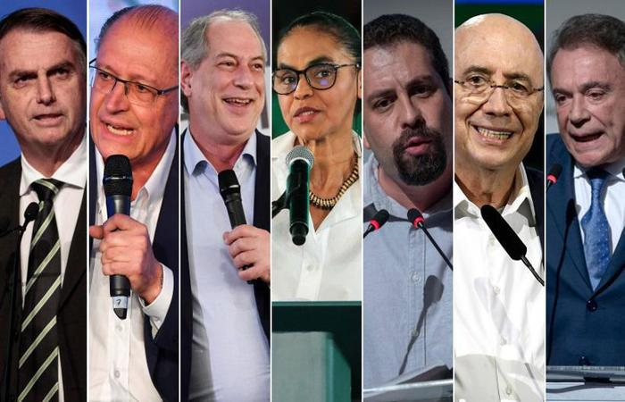 Fotos: Evaristo Sá, Nelson Almeida, Sérgio Lima, Mauro Pimentel/AFP)