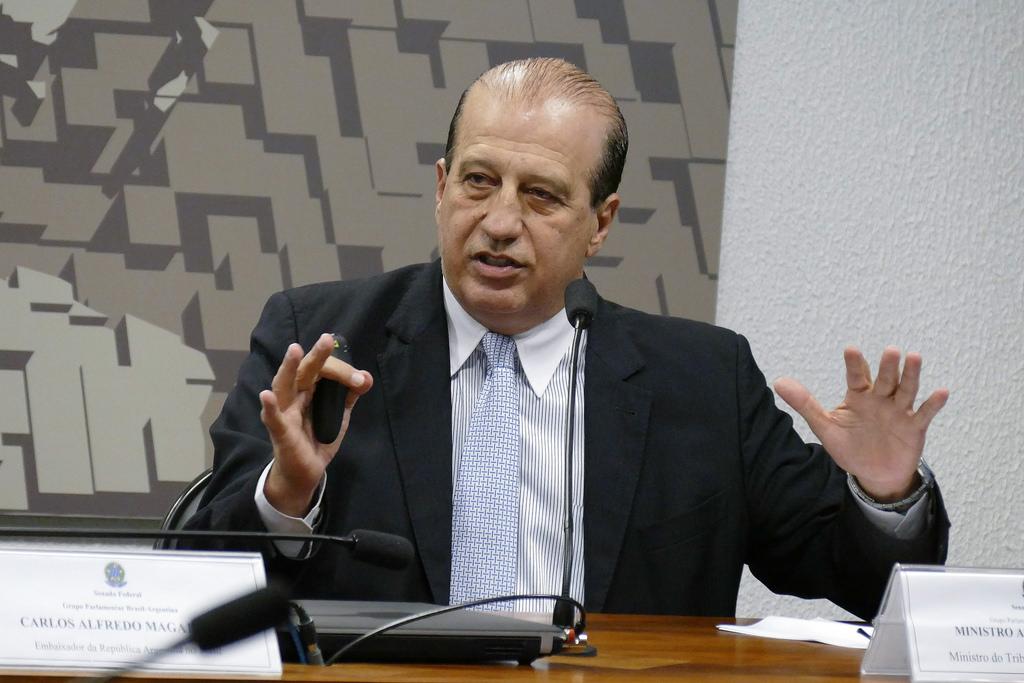 """Nardes atribuiu a Dilma Rousseff """"responsabilidade direta sobre as pedaladas fiscais"""". Foto: Reprodução / Flickr"""