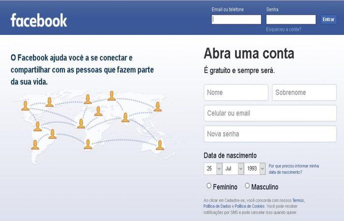 Foto: Facebook/Reprodução (Foto: Facebook/Reprodução)