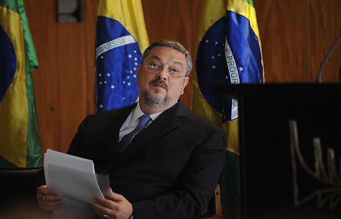 Ex-ministro da Fazenda Antônio Palocci. Foto: Arquivo/Agência Brasil