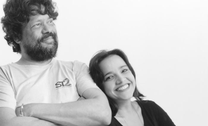 Cezar e Pollyana acreditam que investimentos fazem cadeia andar. Foto: Ateliê Producões/Divulgação