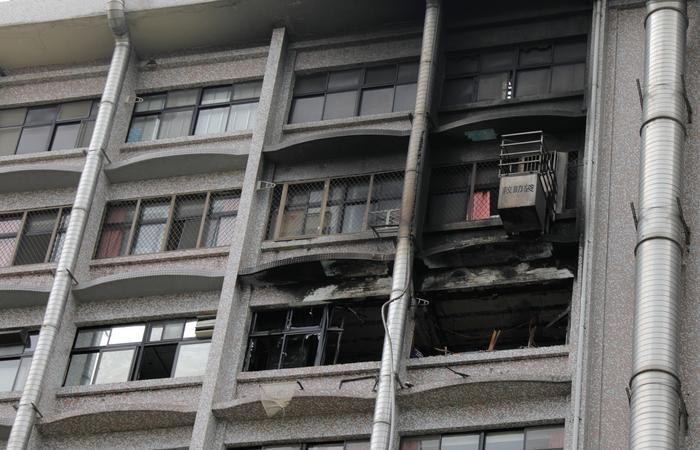 A imprensa afirmou que os pacientes suspeitam de uma explosão de um cilindro de oxigênio. Foto: Daniel SHIH / AFP