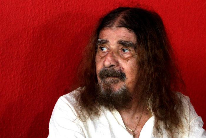 José Pimentel interpretou Jesus Cristo por 40 anos. Foto: Nando Chiappetta/DP