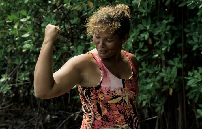 Curta-metragem Entremares, da cineasta e produtora pernambucana Anna Andrade. Foto: Fincar/Divulgação