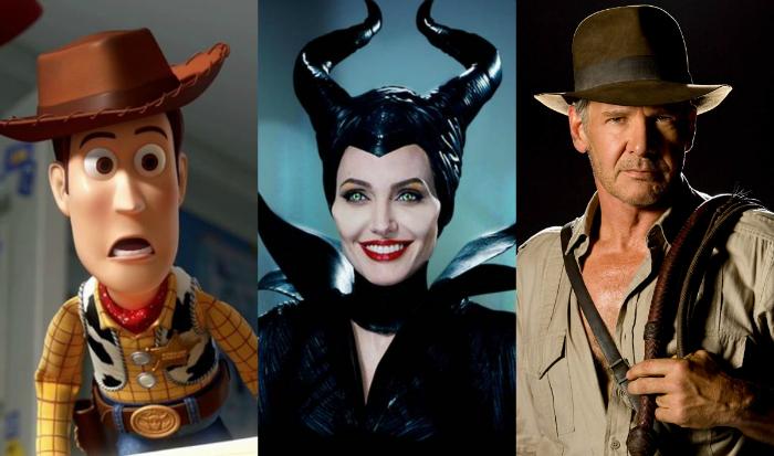 Toy Story 4, Malévola 2 e novo Indiana Jones são outros destaques. Foto: Disney/Divulgação