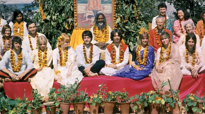 Os Beatles contribuíram muito para a fama de Rishikesh entre os ocidentais e para a popularidade da meditação. Foto: Arquivo/Reprodução
