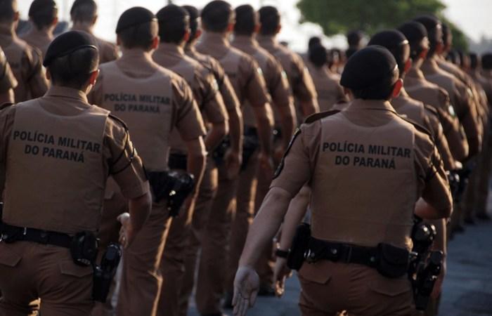 Foto: PMPR/Divulgação (PMPR/Divulgação)
