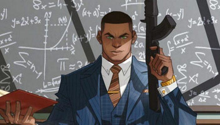 Prodigy vai contar a história de Edison Crane, bilionário que é o homem mais inteligente do mundo. Foto: Reprodução/Netflix