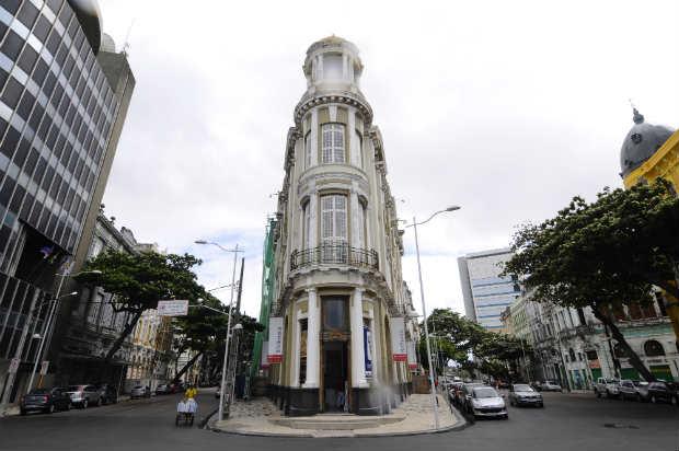 Ciclo de palestras e debates acontecem no Bairro do Recife. Foto: Júlio Jacobina/DP