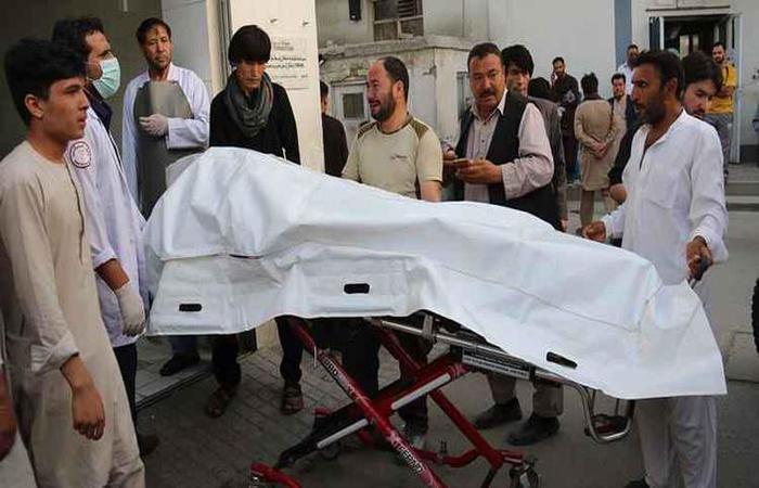 Desta vez os talibãs negaram o seu envolvimento. Foto: AFP (Foto: AFP)