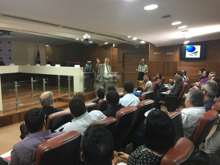 Foto: Ascom/TRE-PE/Divulgação