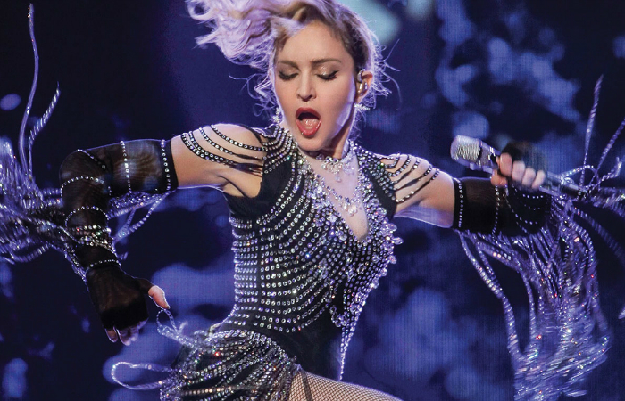 Seus álbuns, clipes e turnês ajudaram a criar a cultura popular massiva como conhecemos hoje. Foto: Madonna/Divulgação