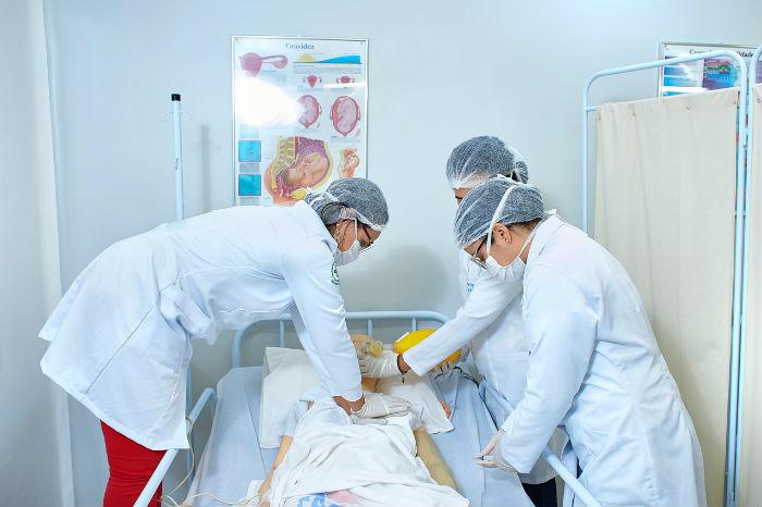 Curso de medicina da FITS é o único de Jaboatão dos Guararapes. Foto: Divulgação.