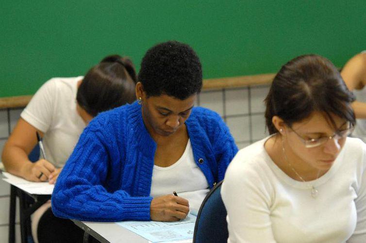 Ensino médio. Foto: Arquivo/Agência Brasil
