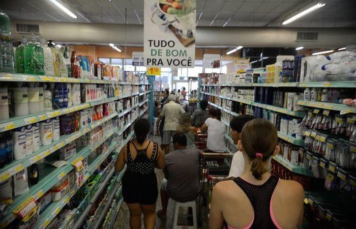 O resultado reflete desaceleração de preços em quatro das sete capitais pesquisadas. Foto: Tânia Rêgo/Agência Brasil