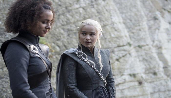 Alguns fãs defendem uma teoria de que Missandei poderá trair Daenerys. Foto: Reprodução/HBO