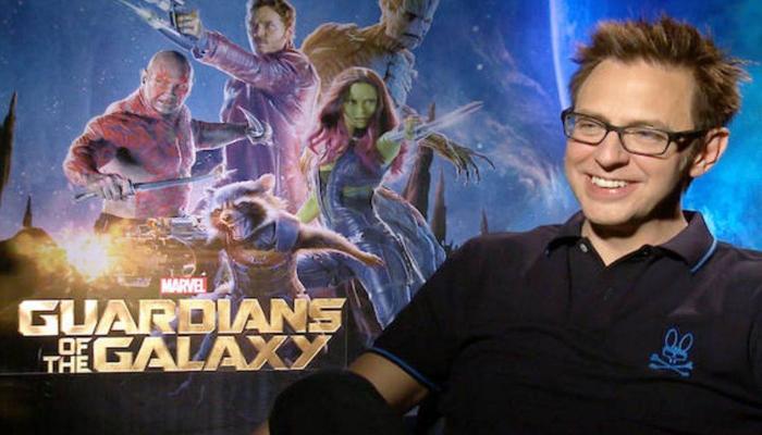 Gunn dirigiu os dois primeiros longas da franquia. Foto: Marvel/Reprodução