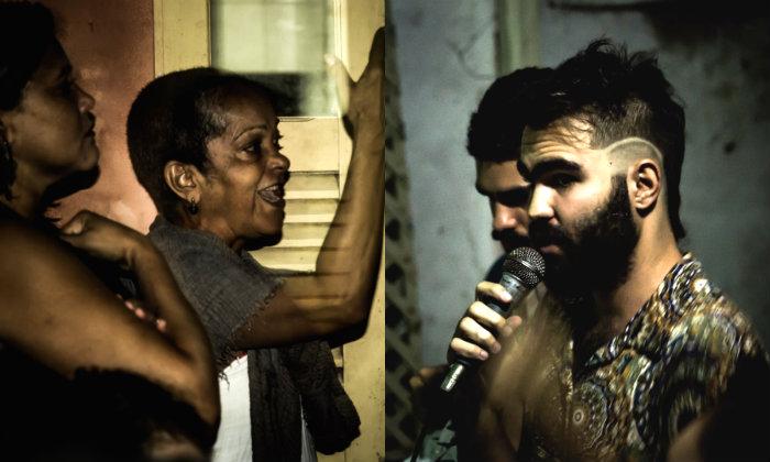 Depoimentos de artistas no Papo Pulsante abrem a programação. Fotos: Linda Nogueira/Divulgação
