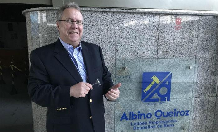 Albino Queiroz diz que é preciso ter o dinheiro porque o todo o valor é pago em 24h. Foto: Albino Queiroz/Divulgação