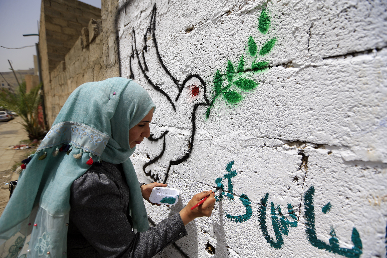 FOTO: MOHAMMED HUWAIS / AFP