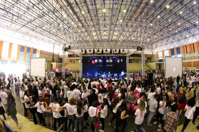 Entrega das medalhas aconteceu nesse domingo na Unicamp, em Campinas. Foto: ONHB/Divulgação.