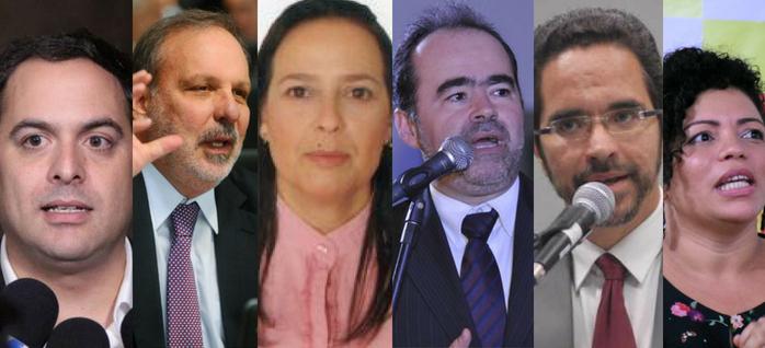 Fotos: Foto: Roberto Pereira/SEI, Marcos Oliveira/Agência Senado  e Divulgação