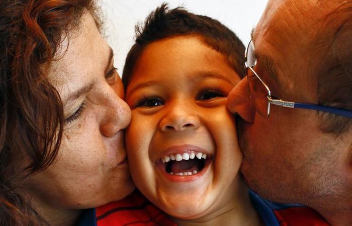 Atualmente, estão cadastrados no país 44,2 mil pretendentes e 9 mil crianças e adolescentes estão cadastrados para adoção. Foto: Ana Rayssa/Esp. CB/D.A Press)