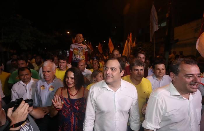 Foto: Helia Scheppa/PSB/Divulgação (Foto: Helia Scheppa/PSB/Divulgação)