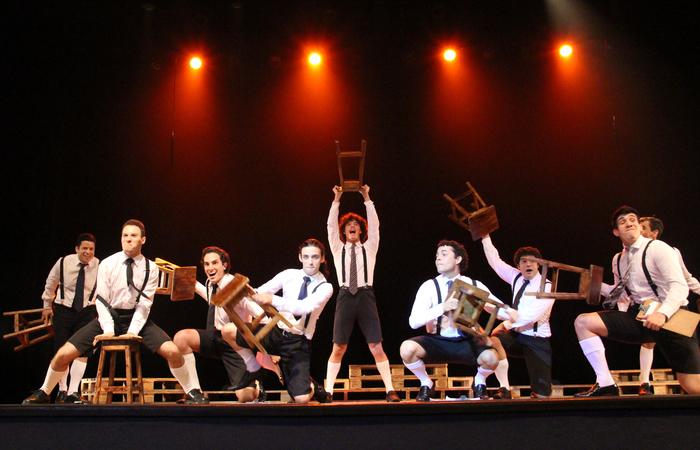 A apresentação faz parte do 16º Festival Estudantil de Teatro e Dança (FETED). Foto: Toni rodrigues/Divulgação