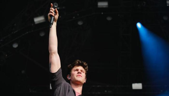 Shawn Mendes fará show no dia 6 de agosto de 2019. Foto: Arquivo/AFP Photo