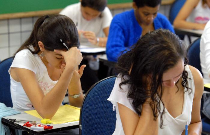 O sistema de educação pública  da cidade atendeu 1.338 alunos em 2017, entre  brasileiros e venezuelanos nas três escolas da sede. Foto: Reprodução/Agência Brasil