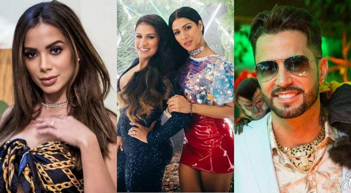 Anitta, Simone e Simaria e Latino serão alguma das atrações. Foto: Reprodução/Facebook
