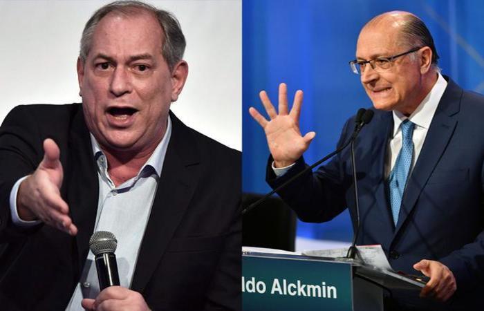 A possibilidade de Haddad ser cabeça de chapa no PT pode não afetar a candidatura de Bolsonaro, mas influencia Marina e Ciro. Alckmin aposta no horário eleitoral para crescer (foto: AFP PHOTO / NELSON ALMEIDA )