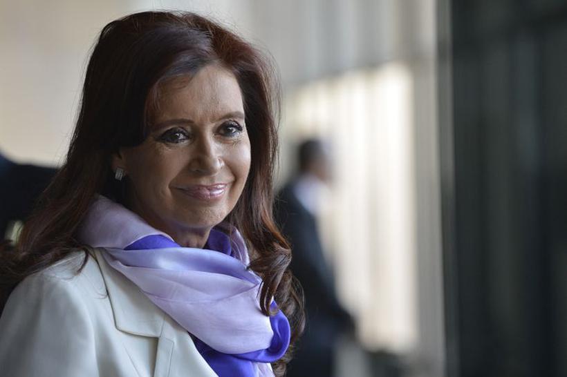 Cristina Kirchner, ex-presidente da Argentina, está sendo acusada de corrupção. Foto: José Cruz/Agência Brasil