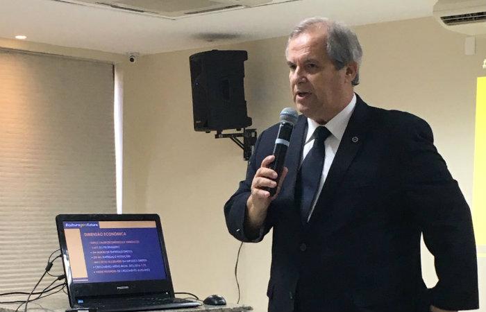Secretário executivo do Ministério da Cultura, José Martins.