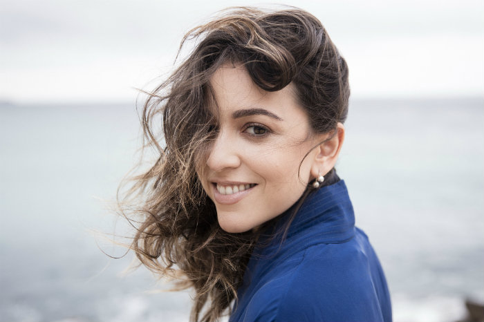 Ela vai apresentar um repertório com músicas de compositores renomados. Foto: Daryan Dornelles/Divulgação