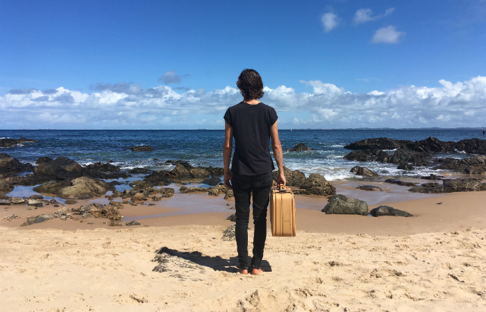 Escritor vivencia imersão literária pelo Nordeste brasileiro para realizar um novo projeto literário. Foto: Divulgação
