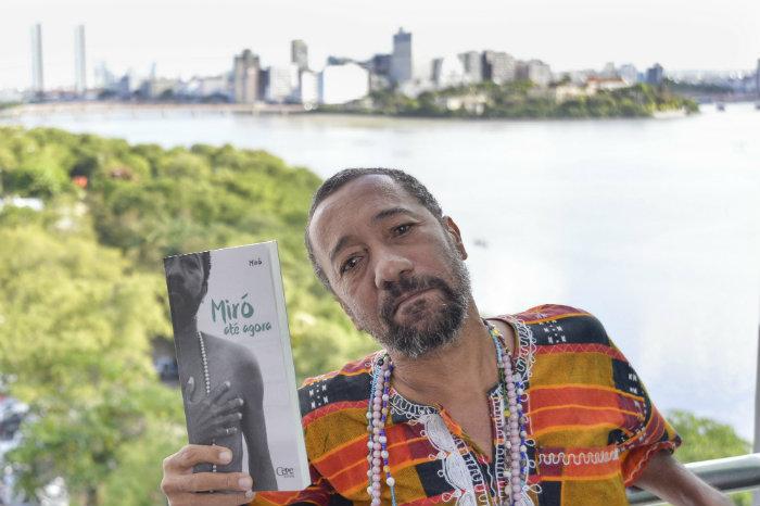 Miró foi escolhido para receber a homenagem ainda nas primeiras reuniões do A Letra e a Voz deste ano. Foto: Wesley D'Almeida/PCR/Divulgação