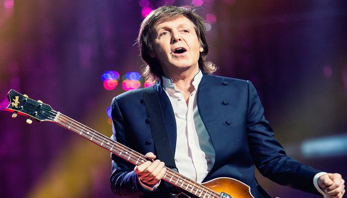 Uma das faixas do disco Back in Brazil é uma homenagem de Paul ao país. Foto: AFP Photo