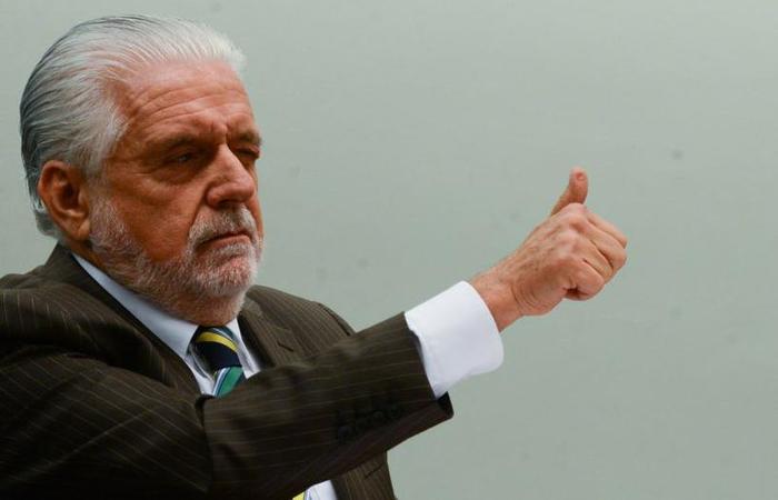 Jacques Wagner, no entanto, não estava no local no dia da manifestação. Foto: José Cruz/Agência Brasil  (Foto: José Cruz/Agência Brasil )